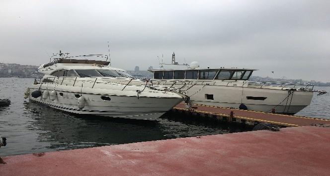 Tekne ve yat motorları hırsızlarına operasyon