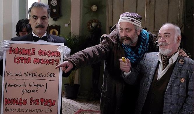 Levent Tülek'in oynadığı 'Dudullu Postası' dizisi çok yakında ekranlarda