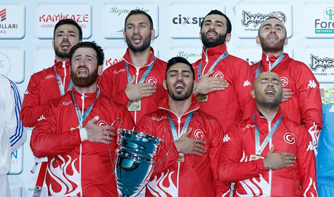 Türkiye Karate Federasyonu'nun takvimi netleşti