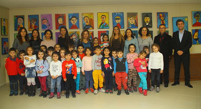 Kartal Belediyesi Fuaye Salonu'nda 'Anadolu'nun Değerleri' adlı sergi açıldı