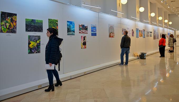'Biz Kaybolduk' temasıyla ikinci akademisyenler sergisi açıldı