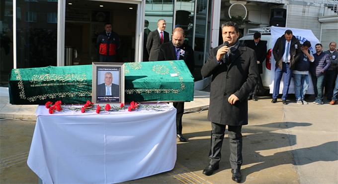 Kartal Belediyesi personeli Mehmet Ali Koluman, hayatını kaybetti