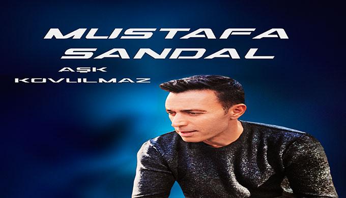 Mustafa Sandal'dan 'Aşk Kovulmaz' isimli yeni single