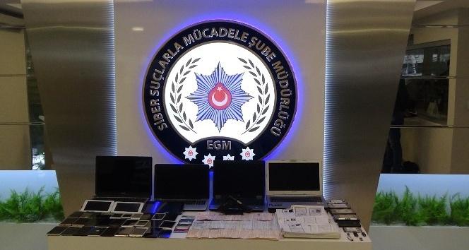 100 binlerce lira vurgun yapan 39 kişilik şebeke çökertildi
