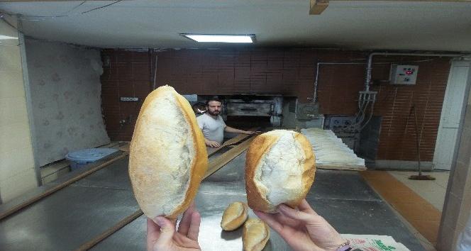 Ekmek israfını önlemek için, gramajda değişiklik yürürlüğe girdi
