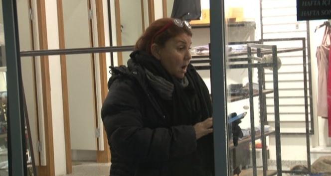 Bir giyim mağazasında yaklaşık 15. 000 TL'lik hırsızlık olayı