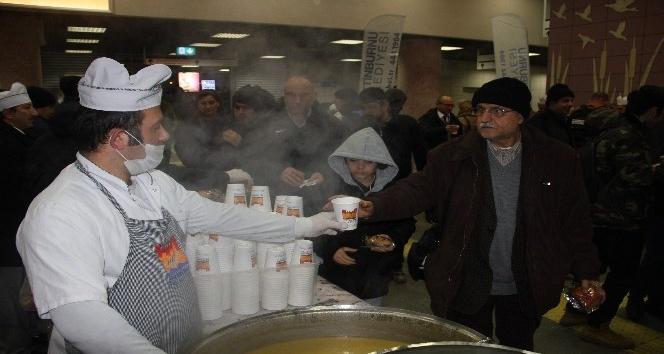 Marmaray Kazlıçeşme istasyonu önünde, vatandaşlar sürprizle karşılaştı