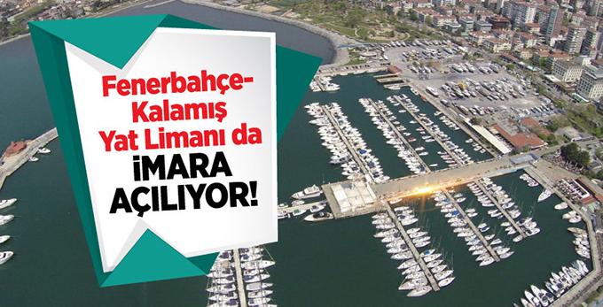 Fenerbahçe Kalamış Yat Limanı, İmara mı açılıyor?