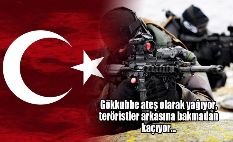 Türk Askeri Afrine Girdi!