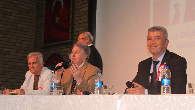 """Ahmet Şimşek: """"Futbolu ahlak, terbiye ve nizam olarak kabul ediyoruz"""""""