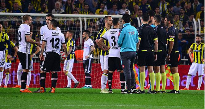 Beşiktaş'tan flaş Fenerbahçe maçı kararı