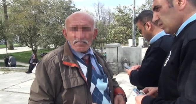 Taksim sapığı 6 ay sonra yakalandı