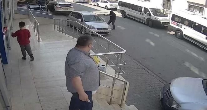 Ümraniye'de sır infaz kamerada