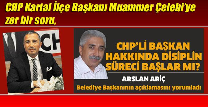 CHP'li başkan hakkında disiplin süreci başlar mı?