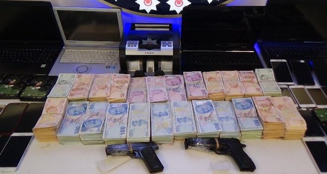 Yasadışı bahis çetelerine operasyon: 97 gözaltı