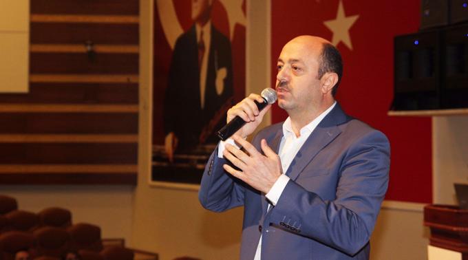 """Talat Yavuz: """"Başkanlık sistemi ile eğitim yönetiminde yeni bir dönem başlayacak"""""""