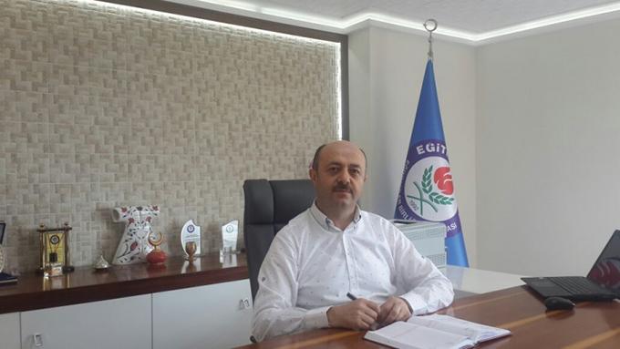 """Talat Yavuz: """"Yerli çırak aranıyor"""""""