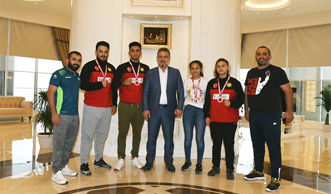 Milli gururlarımızın rotası dünya şampiyonluğu