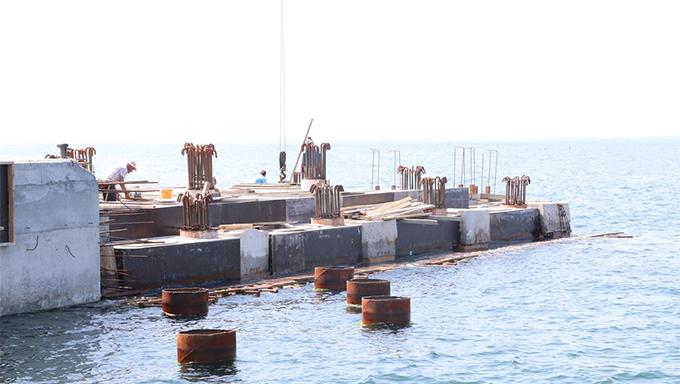Kartal'a yepyeni bir su sporları iskelesi geliyor
