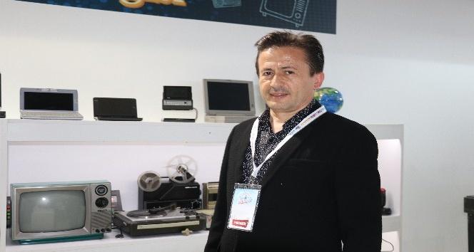 """TEKNOFEST'te Tuzla """"Teknolojinin Serüveni Müzesi""""ne yoğun ilgi"""