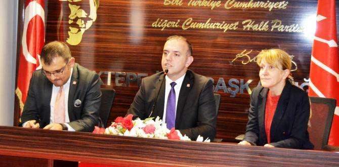Sancaktepe Belediye Başkanlığına CHP'li Alper Yeğin talip oldu