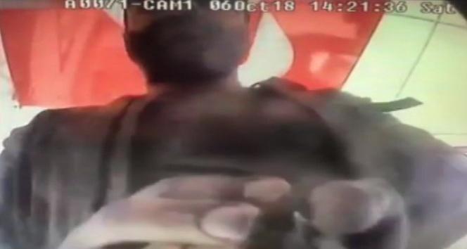 ATM'ye kart kopyalama cihazı yerleştirirken suçüstü yakalandı