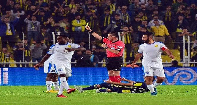 Spor Toto Süper Lig: Fenerbahçe: 1 – Ankaragücü: 3