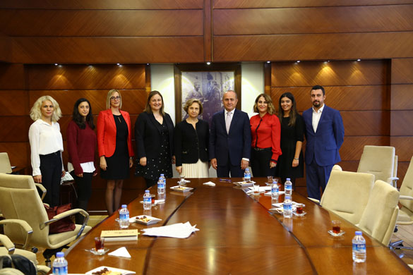 Kadıköy Belediyesi'nden genç iletişimcilerle işbirliği