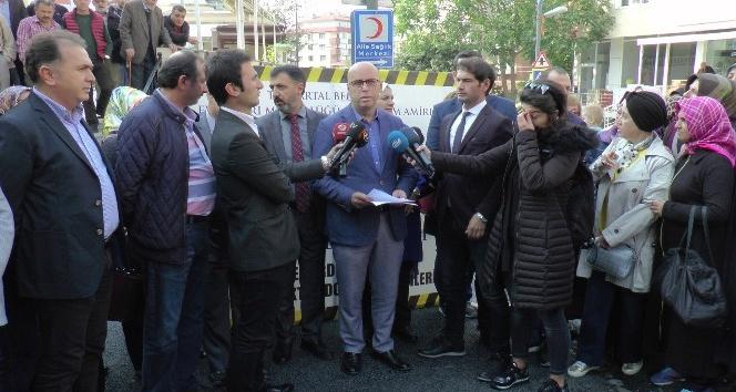 Kartal Belediyesinin asfalt uygulamasına AK Partililerden tepki geldi!