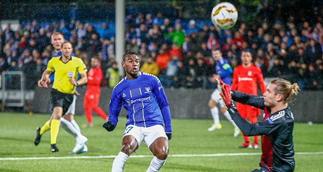 Beşiktaş, Sarpsborg deplasmanından galibiyetle döndü
