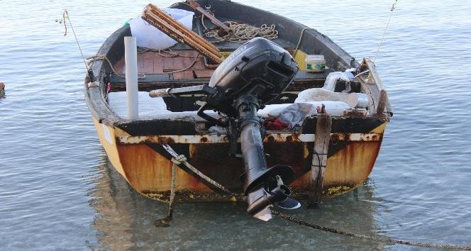 Balıkçıların binlerce liralık hırsızlık isyanı
