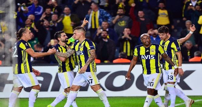 Avrupa'da Türkiye'nin yüzünü Fenerbahçe güldürdü