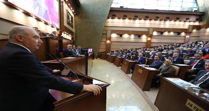 İstanbul Büyükşehir Belediyesinin 2019 yılı bütçesi 23 milyar 800 milyon