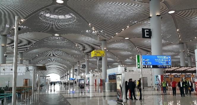 İstanbul Havalimanı'nda 33,2 milyon liralık tasarruf sağlanacak
