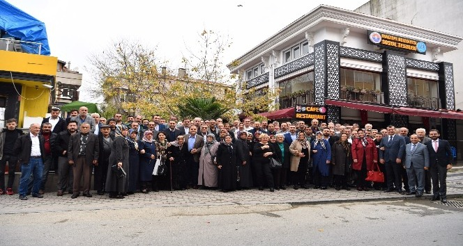 Sinoplulardan Başkan Ali Kılıç'a tam destek
