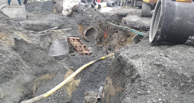 Altyapı çalışmasında önce doğalgaz, ardından bu sorusu delindi