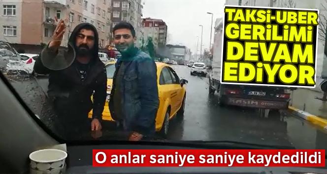 Taksi-UBER gerilimi devam ediyor