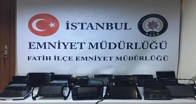 Polis ekiplerinden otodan hırsızlık yapanlara operasyon