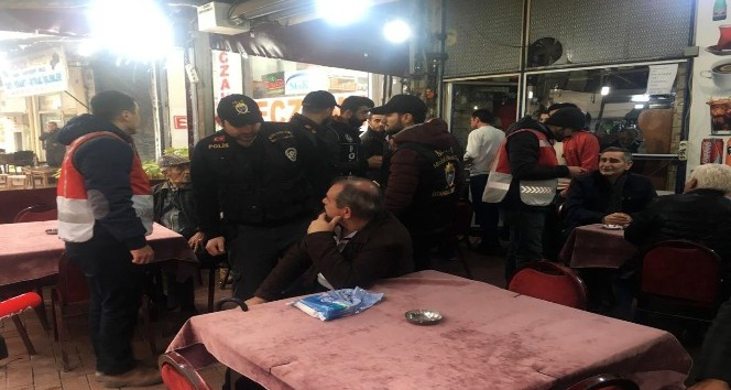 Polis ekipleri, okul çevrelerini didik didik aradı