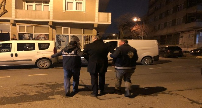 İstanbul Emniyeti'nden suç örgütüne yönelik dev operasyon