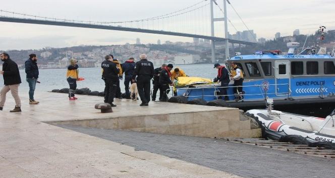 Köprüden atladı, yaralı halde kurtarıldı