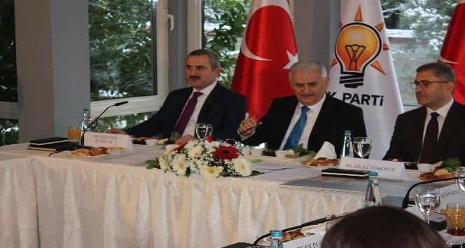 """Yıldırım: """"Şimdi İstanbul'da İstanbul 4.0 dönemi başladı"""""""