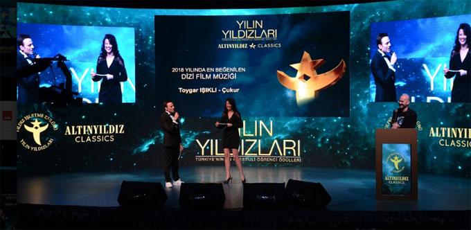 17. Altınyıldız Classıcs Yılın Yıldızları Ödül Töreni
