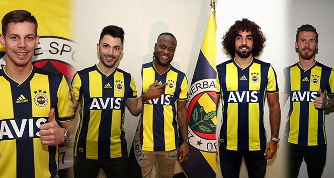 Fenerbahçe'ye 5 taze kan