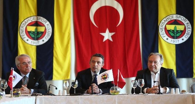 """Ali Koç: """"31 Mayıs'a kadar 65 milyon euro gelir oluşturmalıyız"""""""