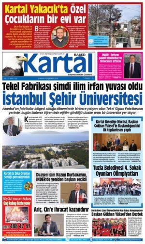 Kartal Haber Gazetesi