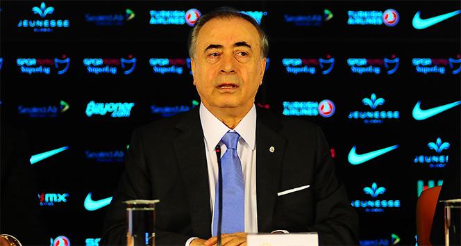 Galatasaray Başkanı Mustafa Cengiz : Galatasaray'a karşı bir algı yönetimi yapılıyor