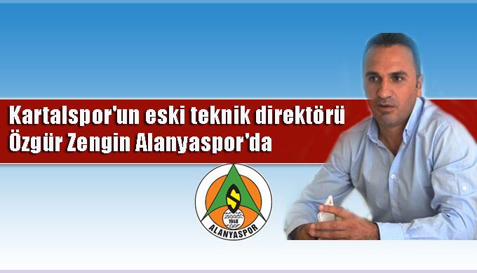 Kartalspor'un eski teknik direktörü Alanyaspor'da