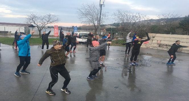 Kartallılar  'Sağlıklı Yaşam Bilinçli Spor' dediler