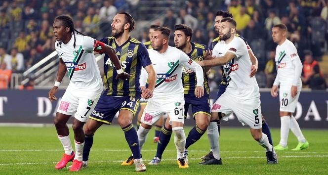 Fenerbahçe 2 – 2 Denizlispor